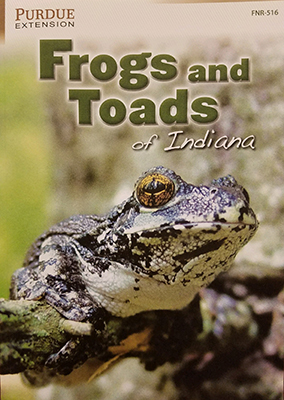 Frogs and Toads of Indiana, FNR-516