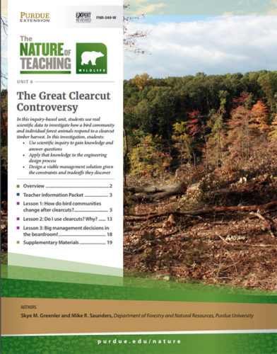 The Great Clearcut Controversy, FNR-549-W