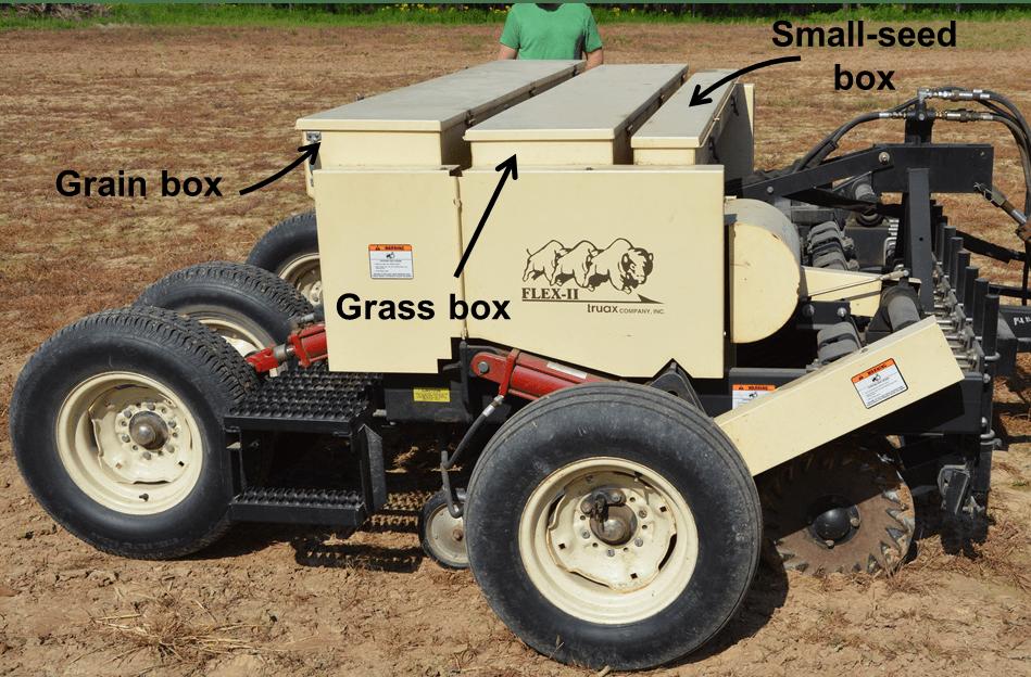 seeding box