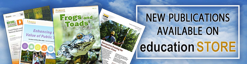 New Publications Available on Purdue Education Store