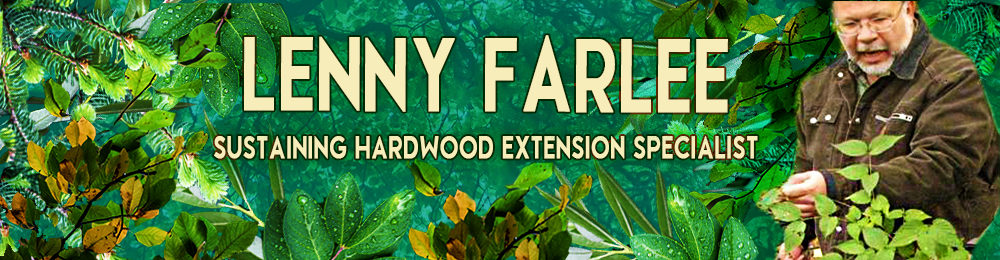 Lenny Farlee, Sustaining Hardwood Extension Specialist