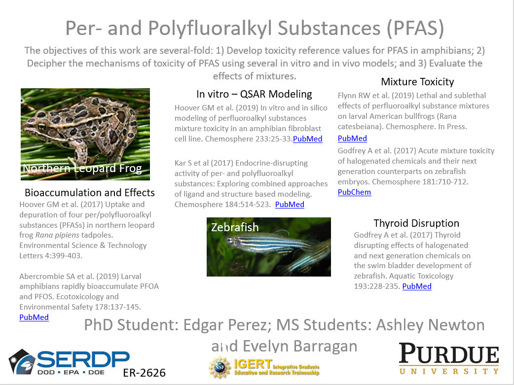 Per- and Polyfluoralkyl Substances (PFAS)