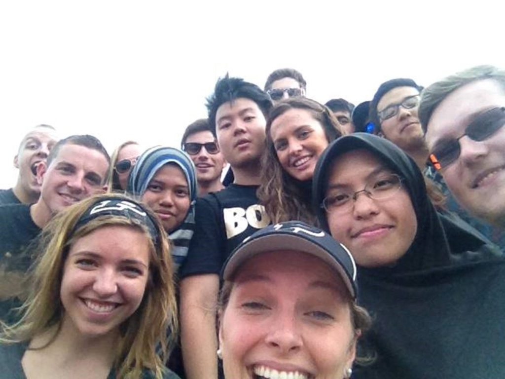 ISS Students
