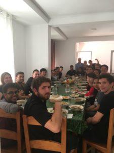 Host Family in Seville