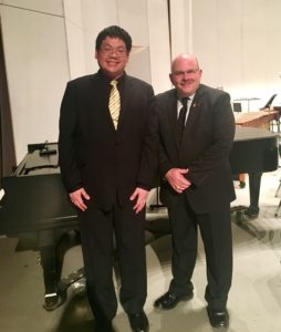 with Conductor, Douglas R. Fletcher