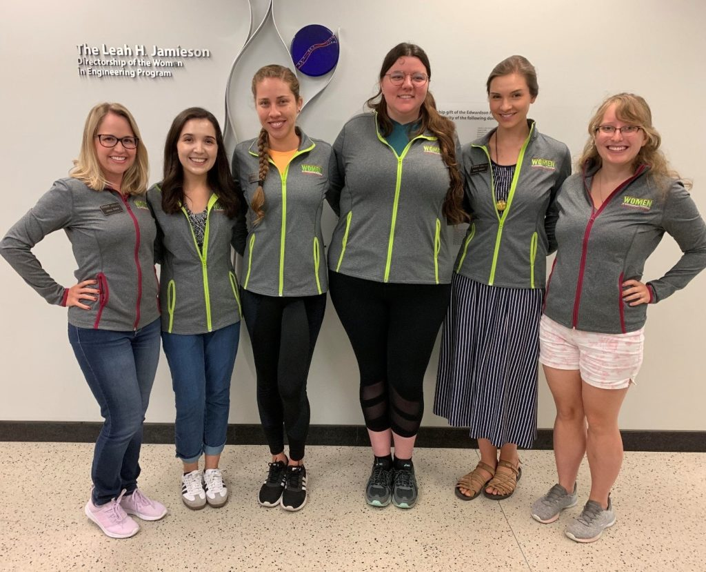 Women in Engineering Department - Graduate Women in Engineering Network Leadership Team.