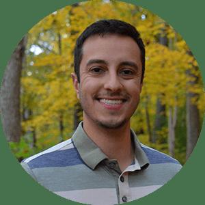 Matias Kalaswad, AGEP Scholar