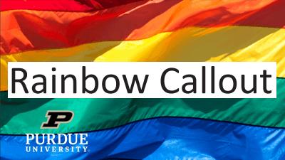 Rainbow Callout