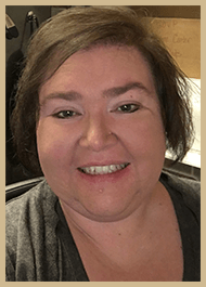 Theresa Bescher, Senior Administrative Assistant, Office of Graduate Diversity Initiatives