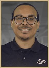 Julius Eason, Senior Manager of the Office of Graduate Diversity Initiatives