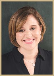 Melanie Morgan, Associate Dean of Graduate School