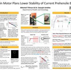 Final Poster Presentation