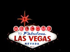 Las Vegas, Nevada sign