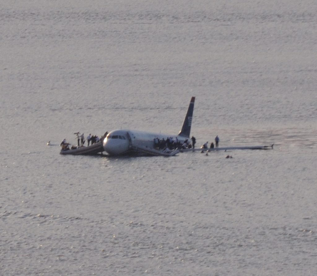 Chesley Sullenberger safely landed a disabled aircraft in the Hudson River