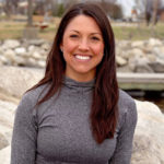 Maggie Binkley, fitness instructor