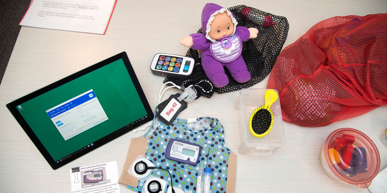 Purdue study uses telehealth to help identify autism markers for babies and young toddlers