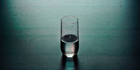glass of water - Purdue researcher studying metal accumulation in humans