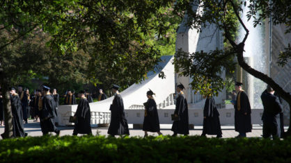 spring 2019 commencement at Purdue University
