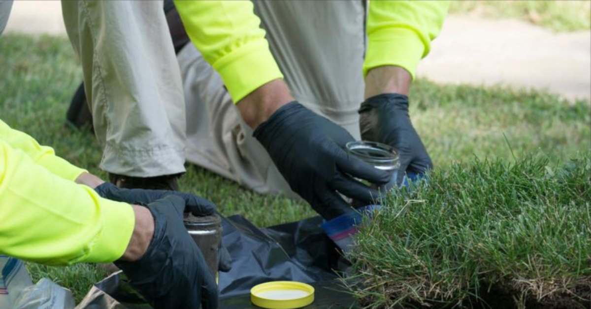 EPA soil cleanup at USS Lead Superfund Site