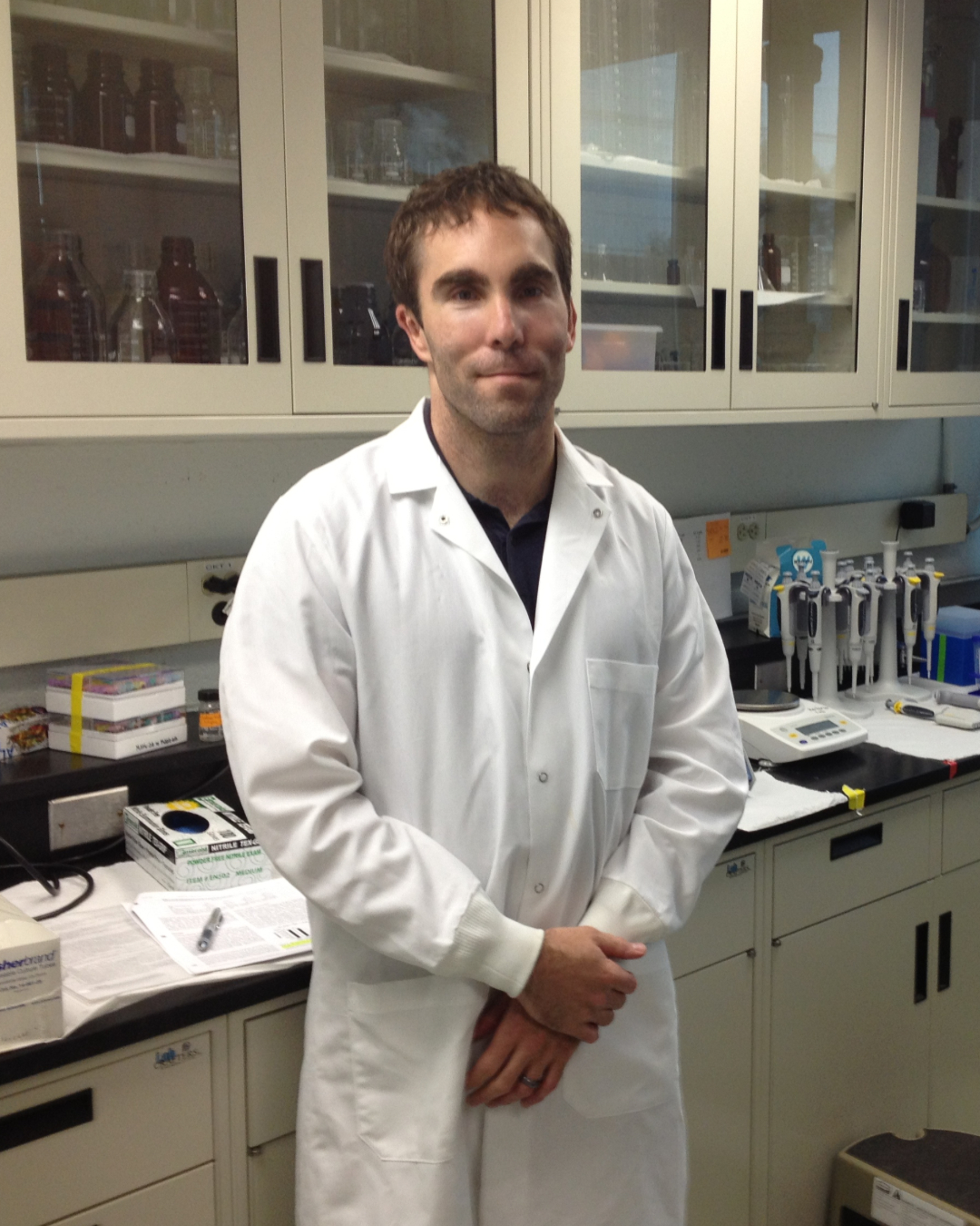 Greg Henderson, assistant professor of nutrition science