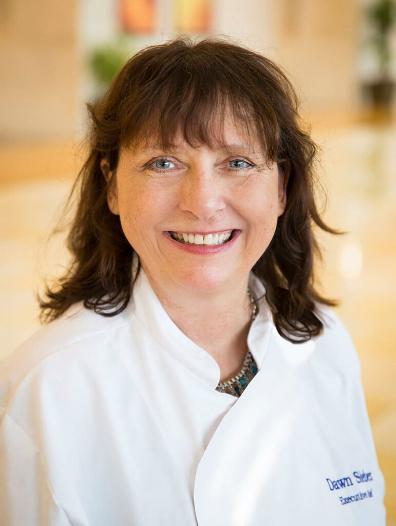 Dawn Sieber, HTM clinical professional instructor and chef instructor. Photo provided.
