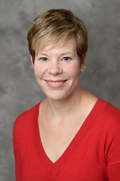 Rachel Clark, assistant clinical professor in Purdue University's Department of Nutrition Science.