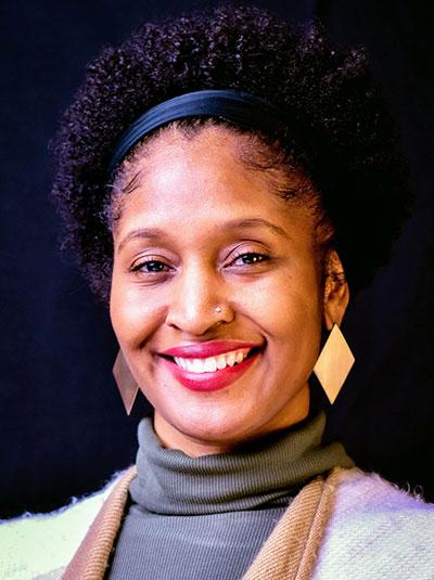 Natasha Watkins, clinical associate professor of human development and family studies