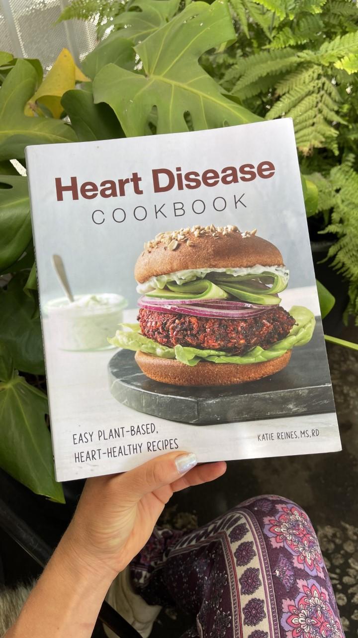 Heart Disease Cookbook