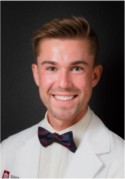 Lucas Turner, Purdue Health Sciences alumnus.