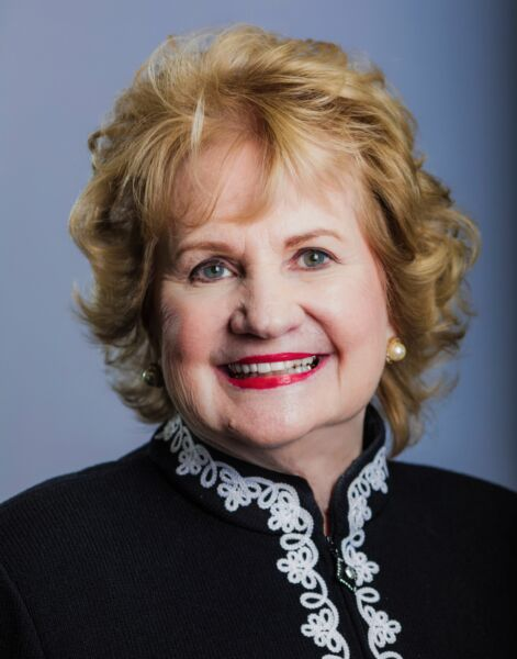 Virginia Jacko, president and CEO of Miami Lighthouse