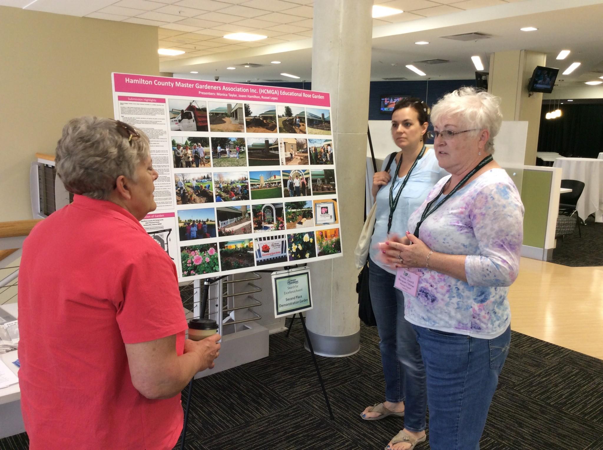 Hendricks County MG education project