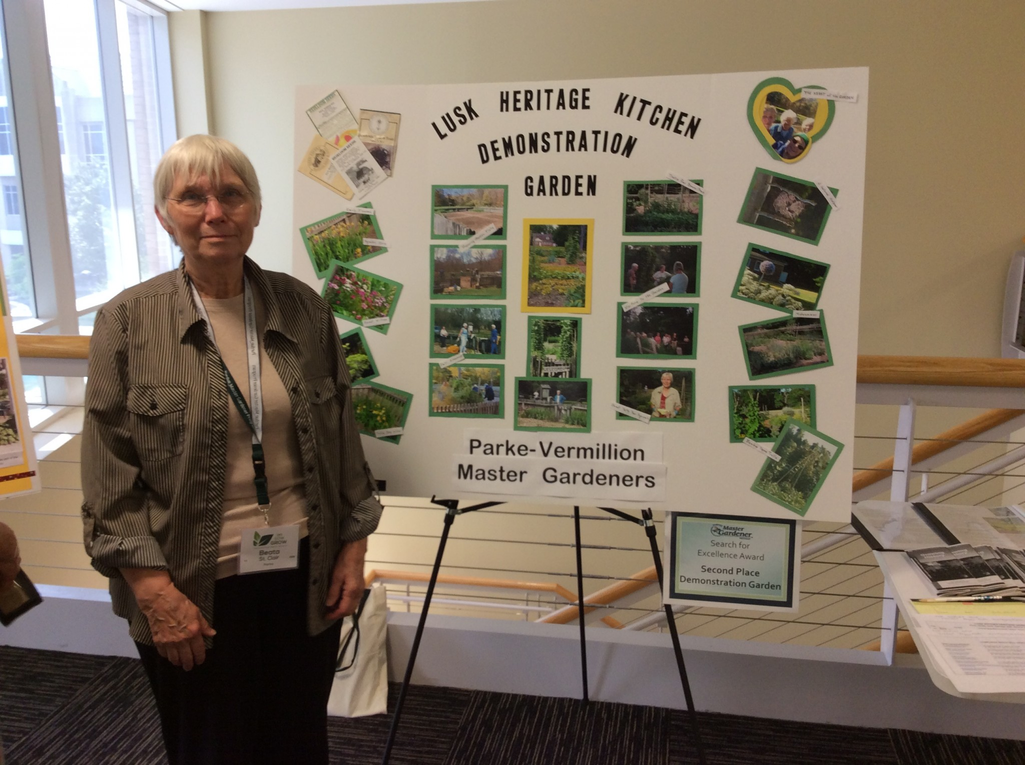 Parke-Vermillion County MG education project
