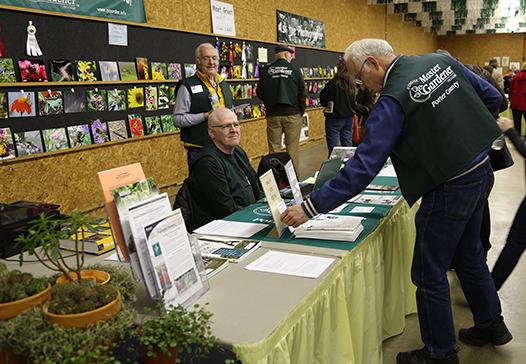 Porter County Master Gardeners Put On A Great Gardening Show Purdue Master Gardener Program