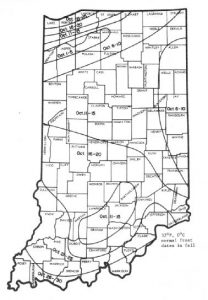 Effects of Cold Weather on Horticultural Plants in Indiana