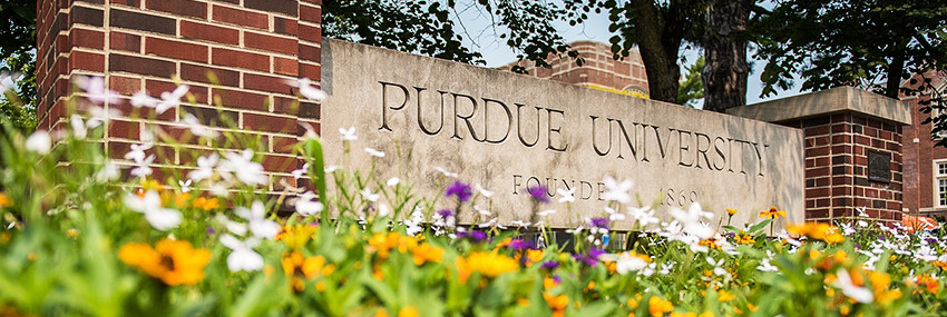 purdue university is an internationally recognized higher educational institution known for its world class faculty groundbreaking research