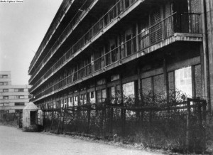 Drancy, the holding location before many Jews were sent to Auschwitz.