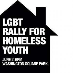 Flyer for the rally