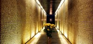 Mémorial de la Déportation, the Holocaust Memorial in Paris. (Photo by Emiliano) - See more at: http://www.reidsguides.com/paris/see/holocaust-memorial.html#sthash.dj93R4kd.dpuf