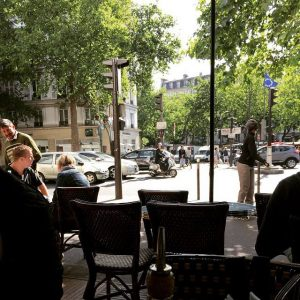 People watching. (Credit: Alex Nickolas photography)