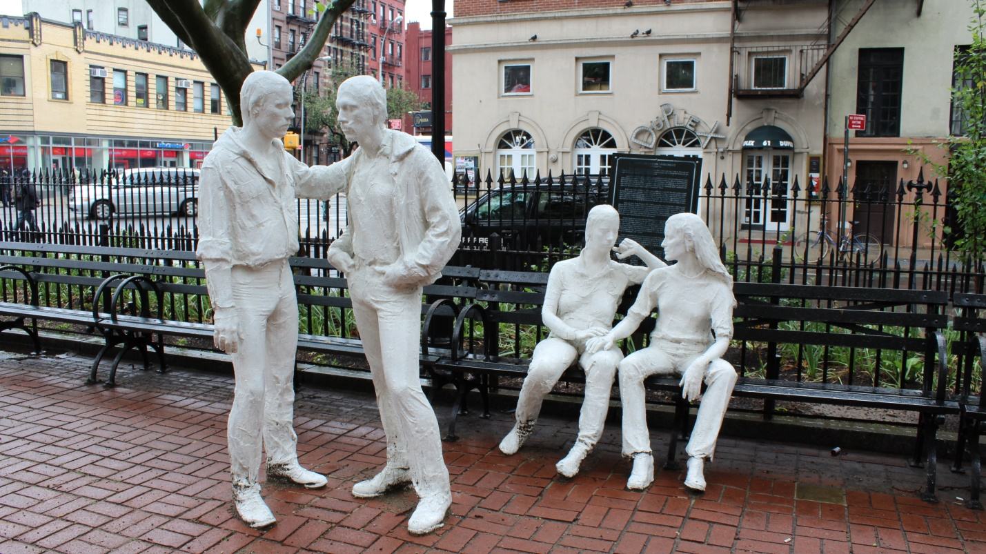 the effect of the stonewall riots in the gay rights movement of the 1970s essay Lgbt social movements's wiki: lesbian, gay,  within weeks of the stonewall riots,  bisexuals became more visible in the lgbt rights movement in the 1970s.