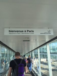 Welcome to Paris!