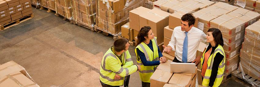 receiving freight materials management purdue university