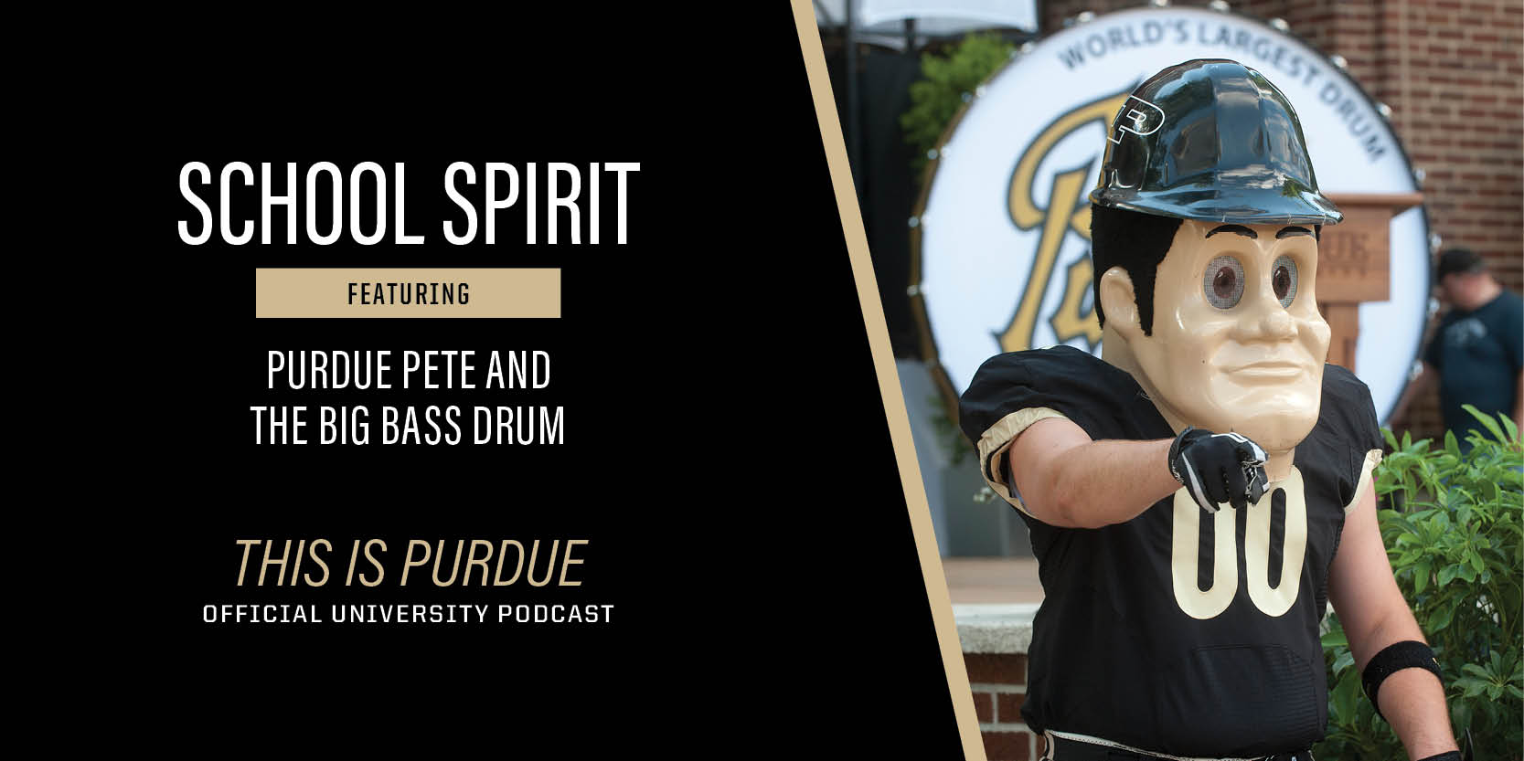 This is Purdue Podcast - School Spirit