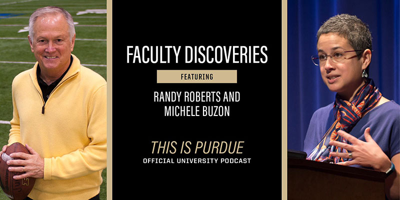 Faculty Discoveries Podcast