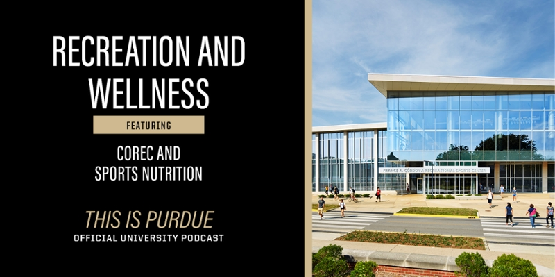 Purdue Recreation and Sports Nutrition