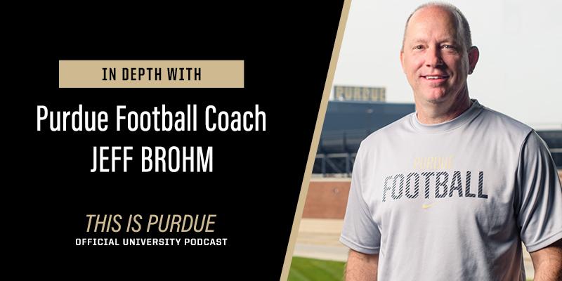 Image of Coach Jeff Brohm