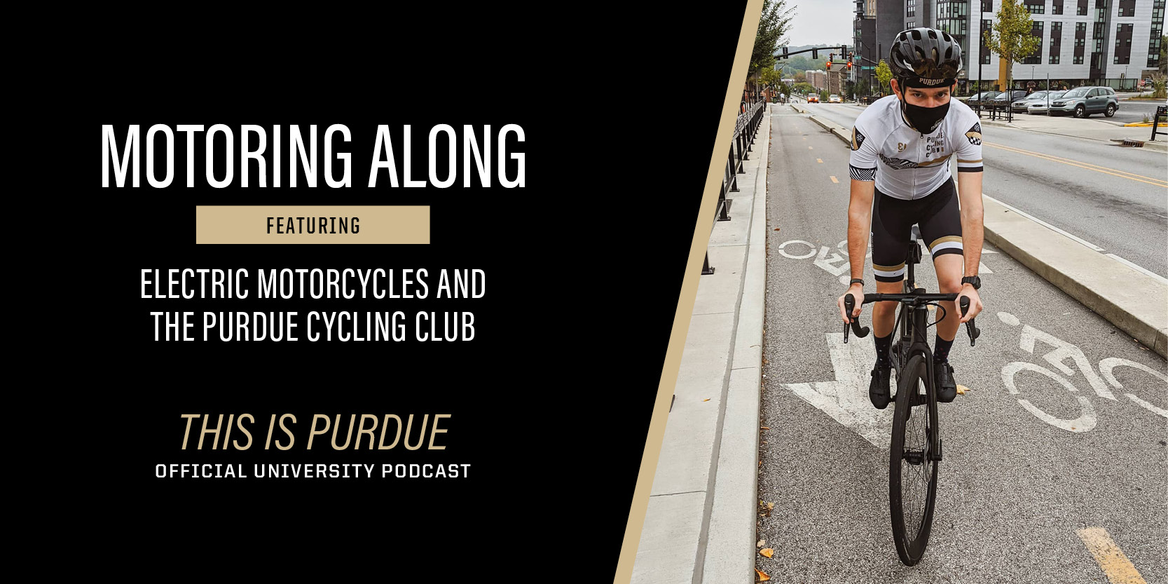 Electric motorcycles and the Purdue cycling club