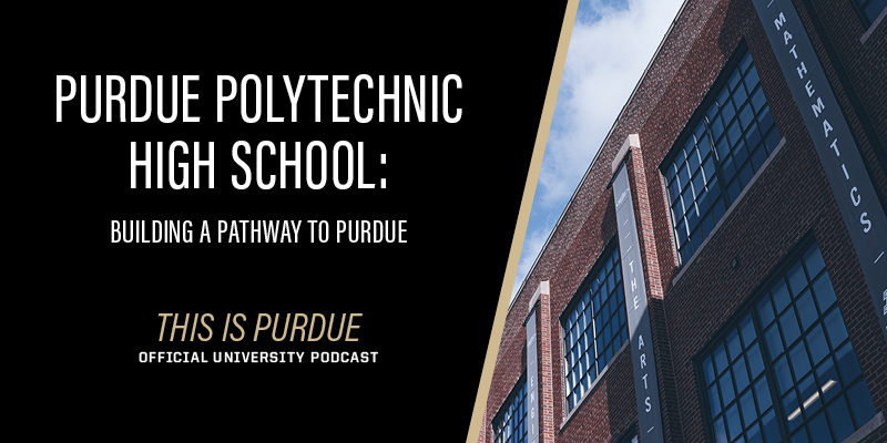 Purdue Polytechnic High School Building picture
