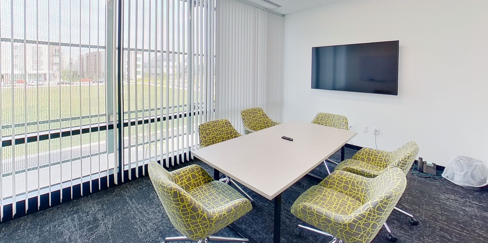 The Purdue Research Foundation moved multiple operational units from KPTC to Convergence, creating flexibility to lease office space to corporate partners.