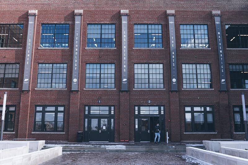 PR Mallory Building